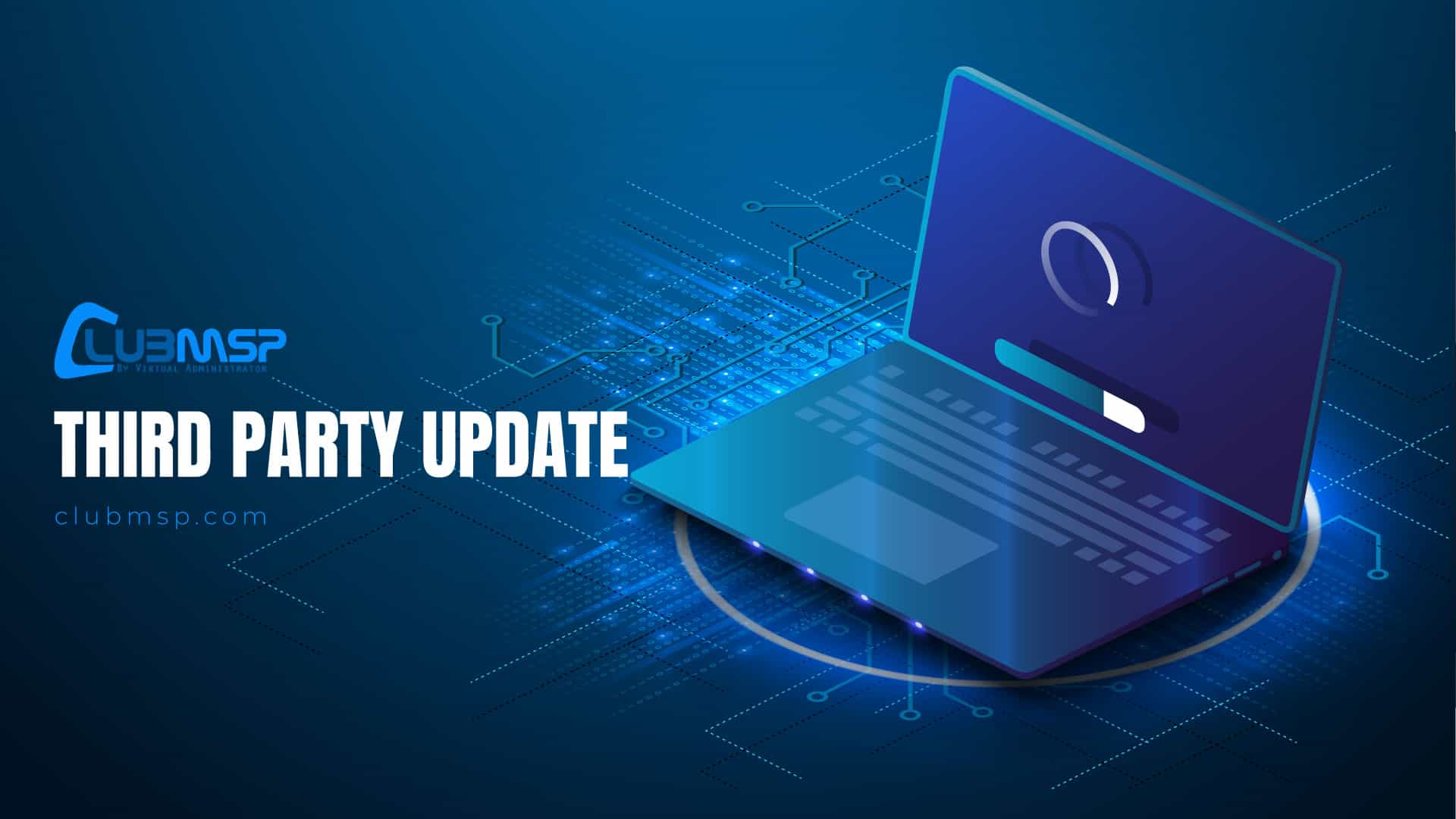 Third Party Update
