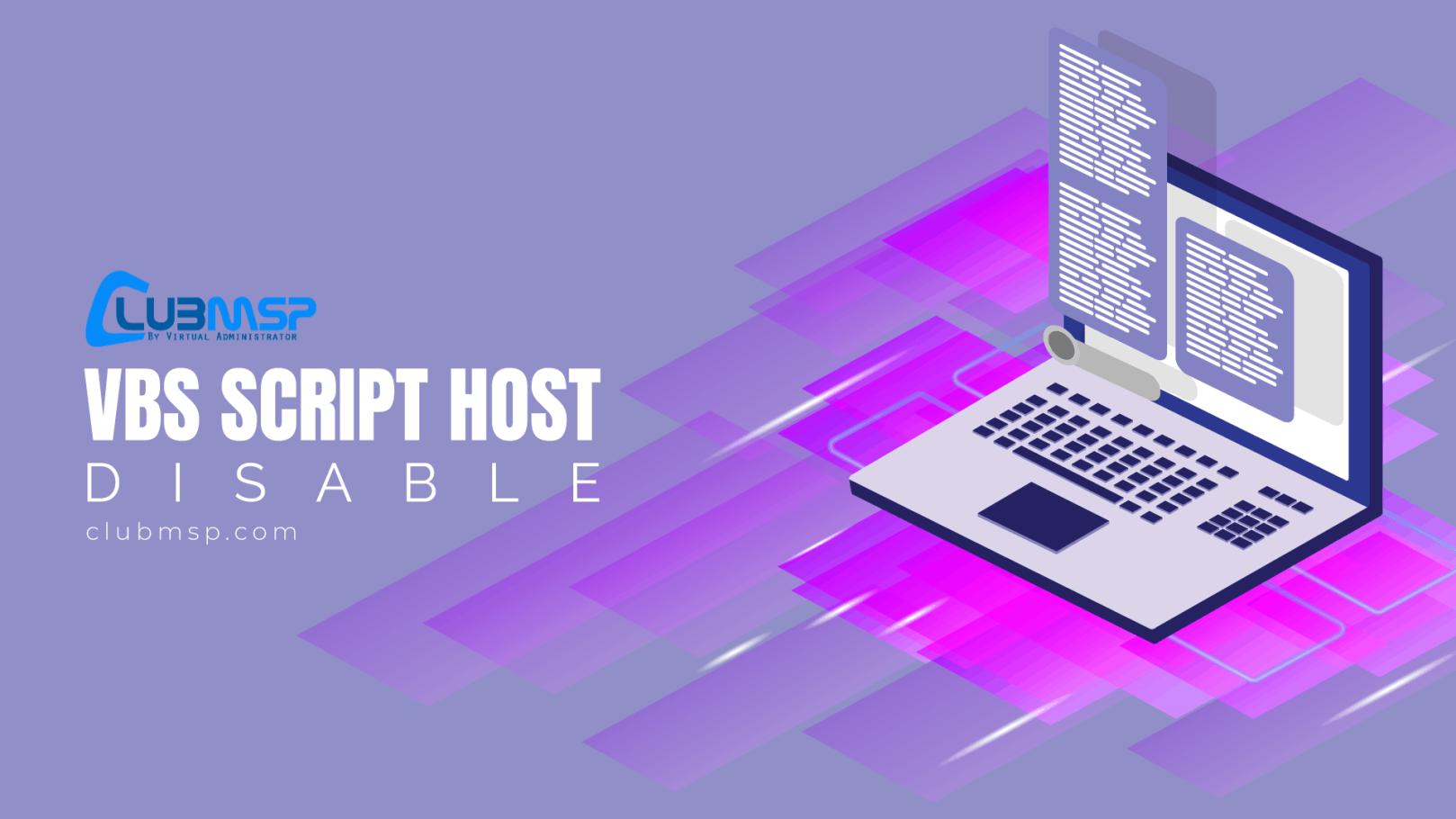 vbs-script-host-disable